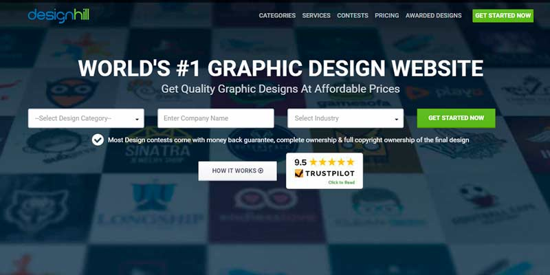 Top 10 Graphic Design Freelance Websites for Make Money Online