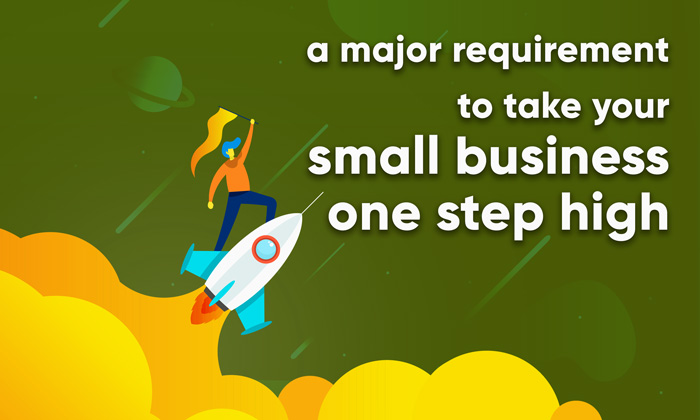 Graphic designers: a major requirement to take your small business one step high