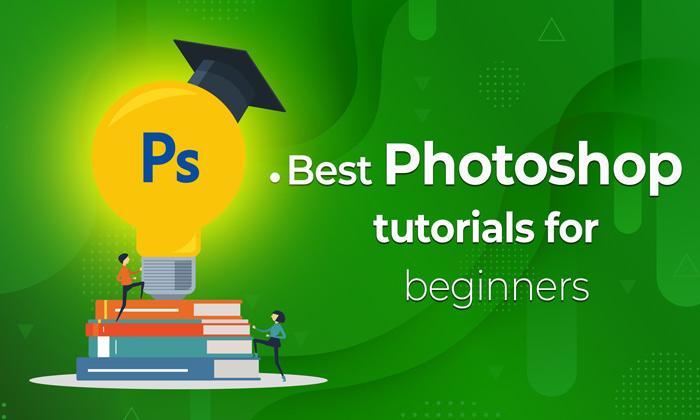 Best Adobe Photoshop tutorials for beginners